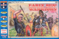 Early Rus warriors, IX-XI century