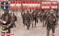 Vietnam War ARVN troops (early war)