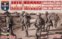 Vietnam War ARVN troops (late war, 1969-1975)
