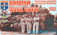 British Tank Crew (Winter Dress). WW2
