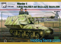 Marder I self-propelled gun