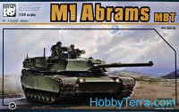 "M1 ""Abrams"" main battle tank"
