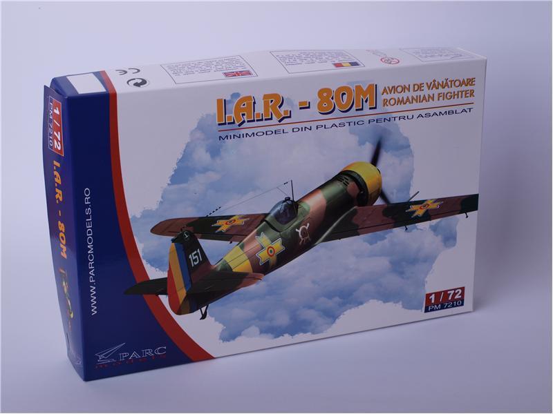 IAR-80M Parc Models 7210 HobbyTerra.com