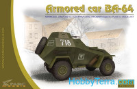 Light armoured car BA-64