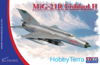 MiG-21R Fishbed H reconnaissance fighter