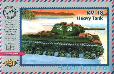 IS-1S WWII Soviet heavy tank