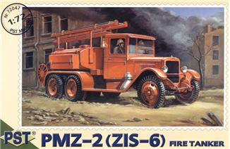 PMZ-2(ZiS-6) fire-engine