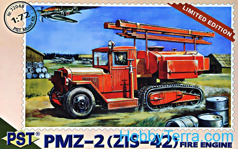 PMZ-2(ZiS-42) fire-engine
