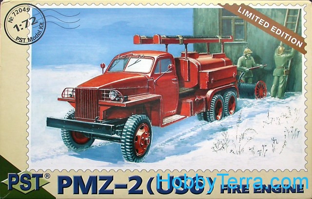 PST  72049 PMZ-2(US 6) fire-engine