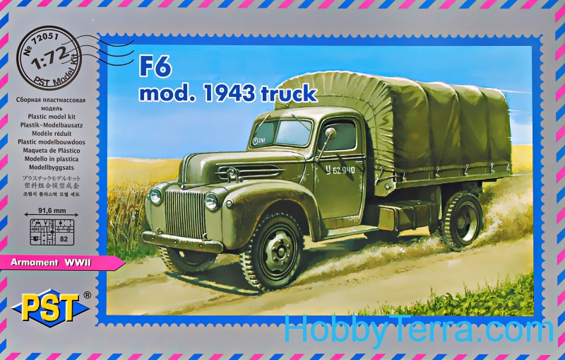 Ford 6 mod. 1943 truck