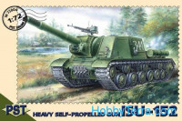 ISU-152 WWII Soviet self-propelled gun