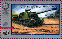 ISU-122S WWII Soviet self-propelled gun