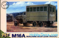 M16A (US 6 truck) workshop