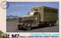 M7 (GMC truck) small arms repair