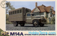 M14A (Ford 6 truck) workshop