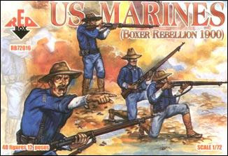 US Marines, Boxer Rebellion 1900