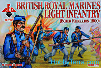 British Royal Marines Light Infantry (Boxer rebellion 1900)