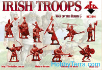 Irish troops, War of the Roses 5