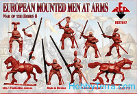European Mounted Men at Arms, War of the Roses 8