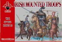 Irish mounted troops, War of the Roses 10