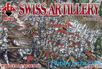 Swiss artillery, 16th century