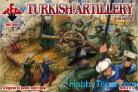 Turkish artillery, 16th century