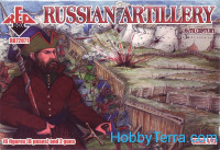 1/72 Russian Artillery, 16th century