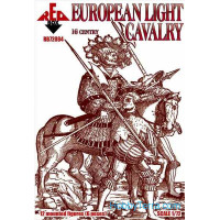 European light cavalry, 16th century, set 1