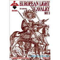 European light cavalry, 16th century, set 2