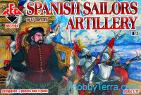 Spanish Sailors Artillery, 16-17th century