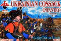 Ukrainian cossack infantry, 16th century, set 2