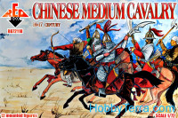 Chinese medium cavalry, 16-17th century