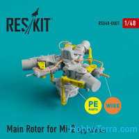 "Upgrade Set for Main Rotor for ""Mi-2"""