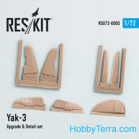 Yak-3 uprade & detail set