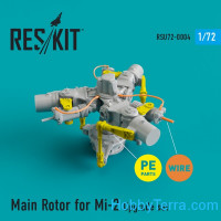 Upgrade Set for Main Rotor for