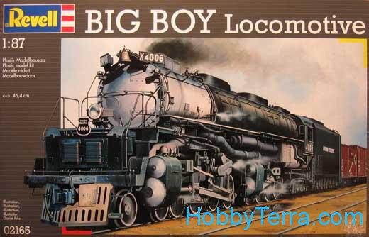 """Big Boy"" Locomotive"
