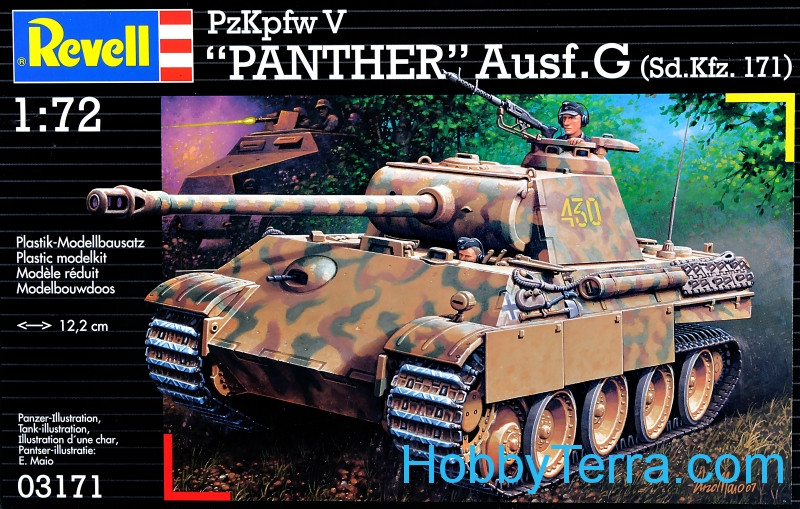 "Pz.Kpfw.V ""Panther"" Ausf.G"
