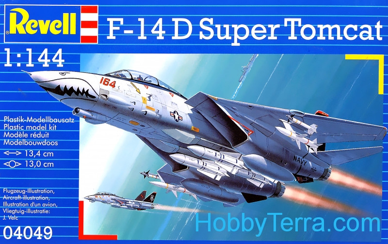 F-14D Super Tomcat interceptor