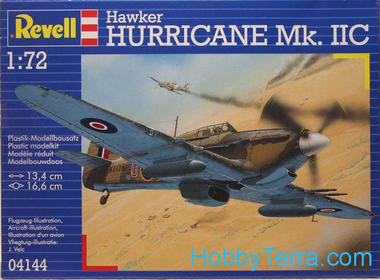 Hawker Hurricane Mk.IIC fighter