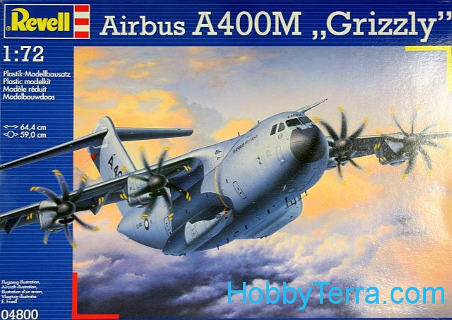 Airbus A 400 M ''Grizzly''