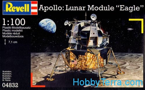 "Apollo - L Module ""Eagle"""