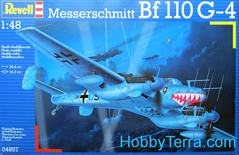 Bf 110 G-4 Nightfighter