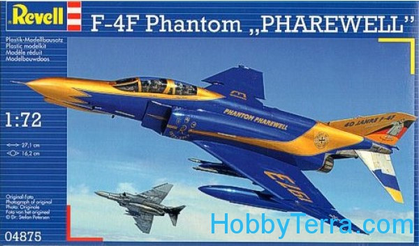 "F-4F Phantom ""Pharewell"" fighter"