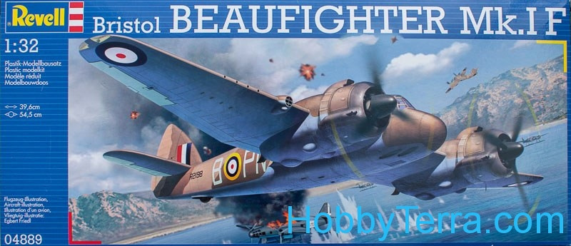 Bristol Beaufighter Mk. I F