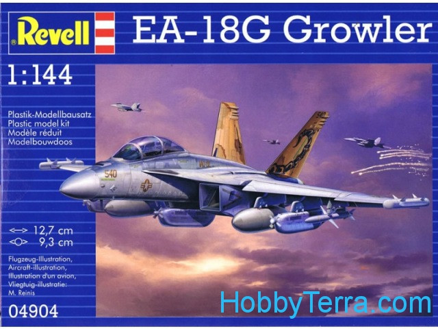 EA-18G Growler fighter