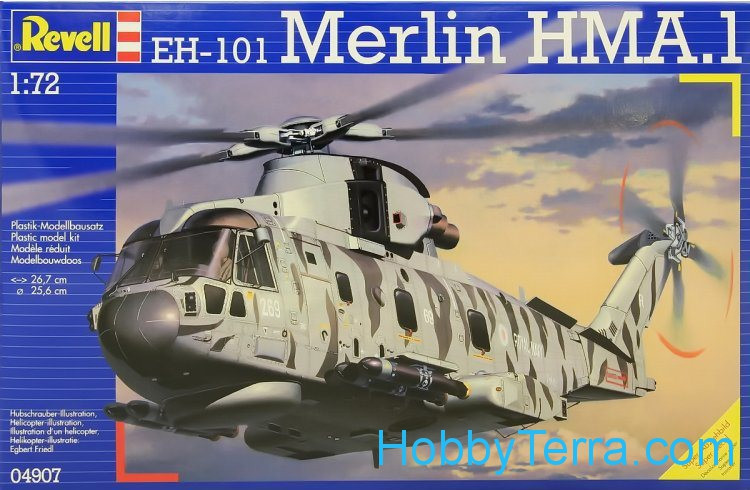 EH 101 Merlin HMA.1 helicopter