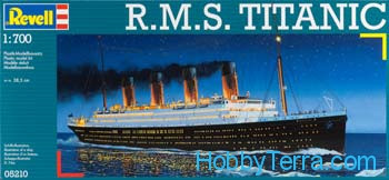 RMS Titanic liner