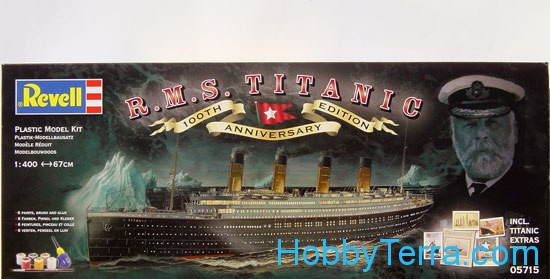 RMS Titanic '100th Anniversary Edition'