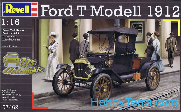 Ford T Modell 1912