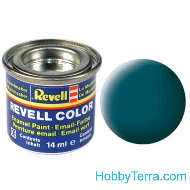 Paint Revell sea green mat 14ml